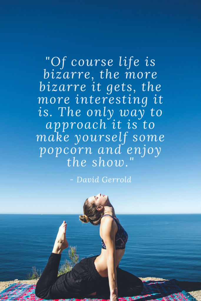 David Gerrold inspirational quotes