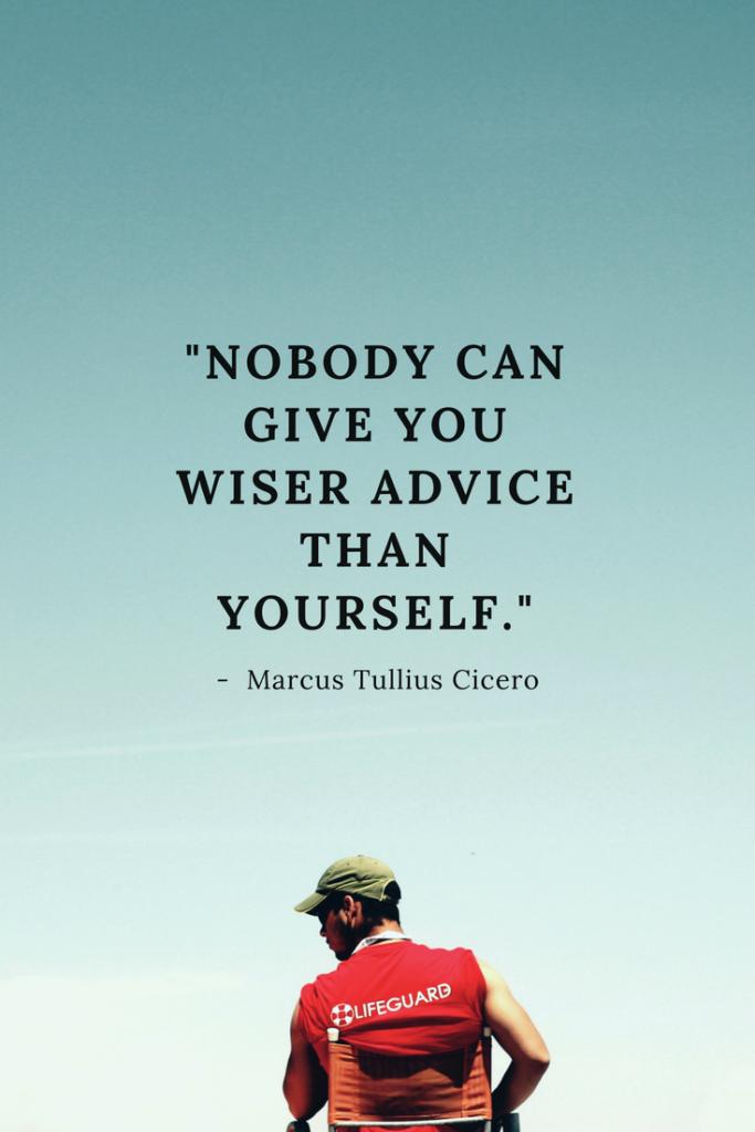 Marcus Tullius Cicero inspirational quotes