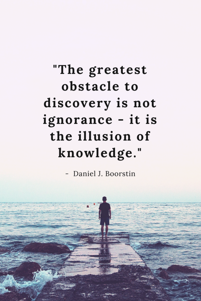Daniel J. Boorstin inspirational quotes