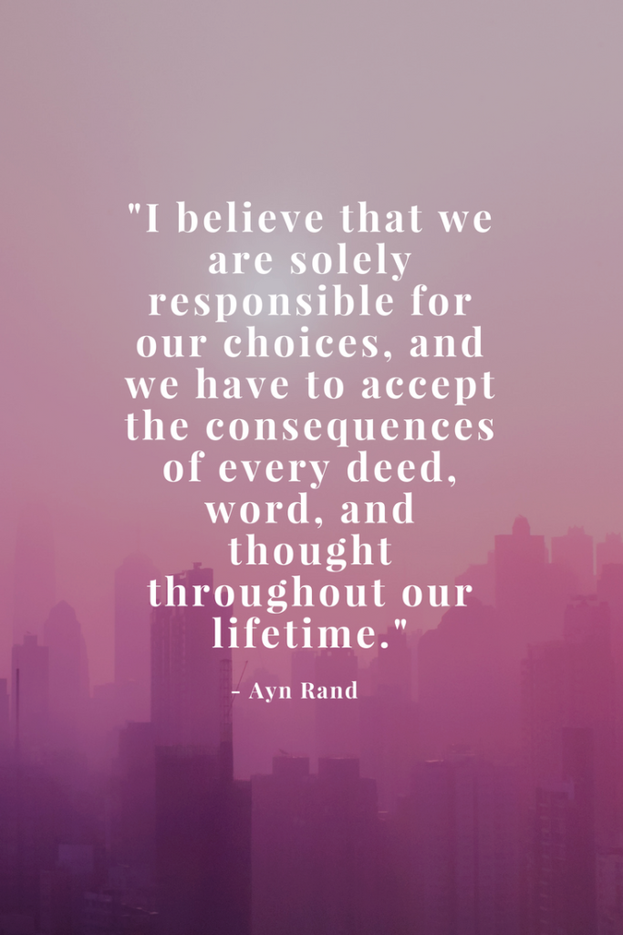 Ayn Rand inspirational quotes#