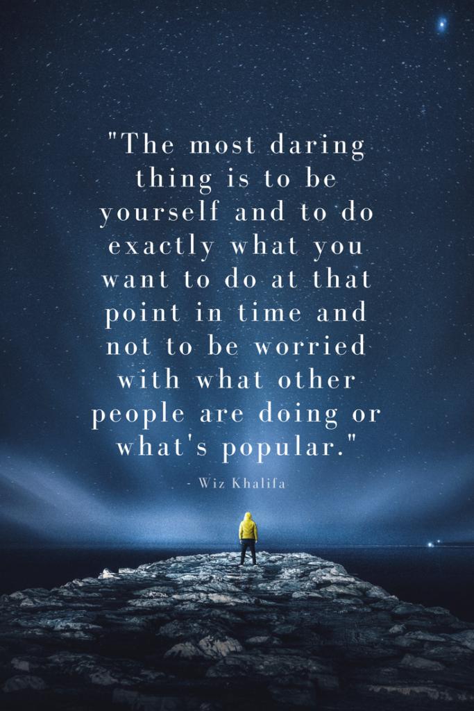 Wiz Khalifa inspirational quotes