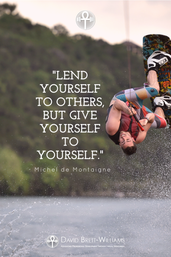Michel de Montaigne inspirational quotes