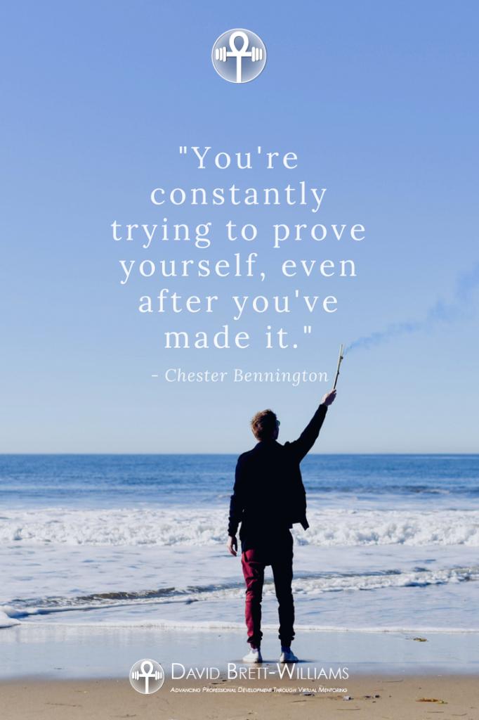 Chester Benningtoninspirational quotes