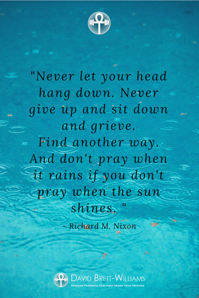Richard M. Nixon inspirational quotes