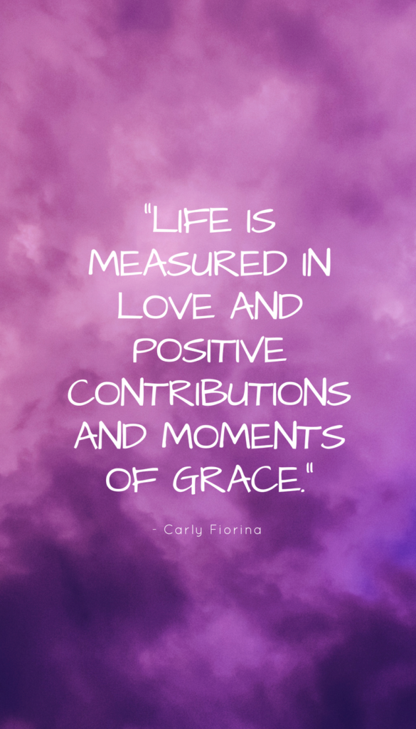 Carly Fiorina positive life quotes
