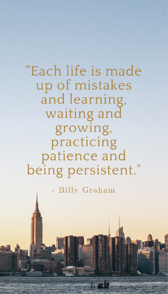 Billy Graham positive life quotes
