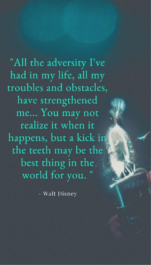 Walt Disney positive life quotes