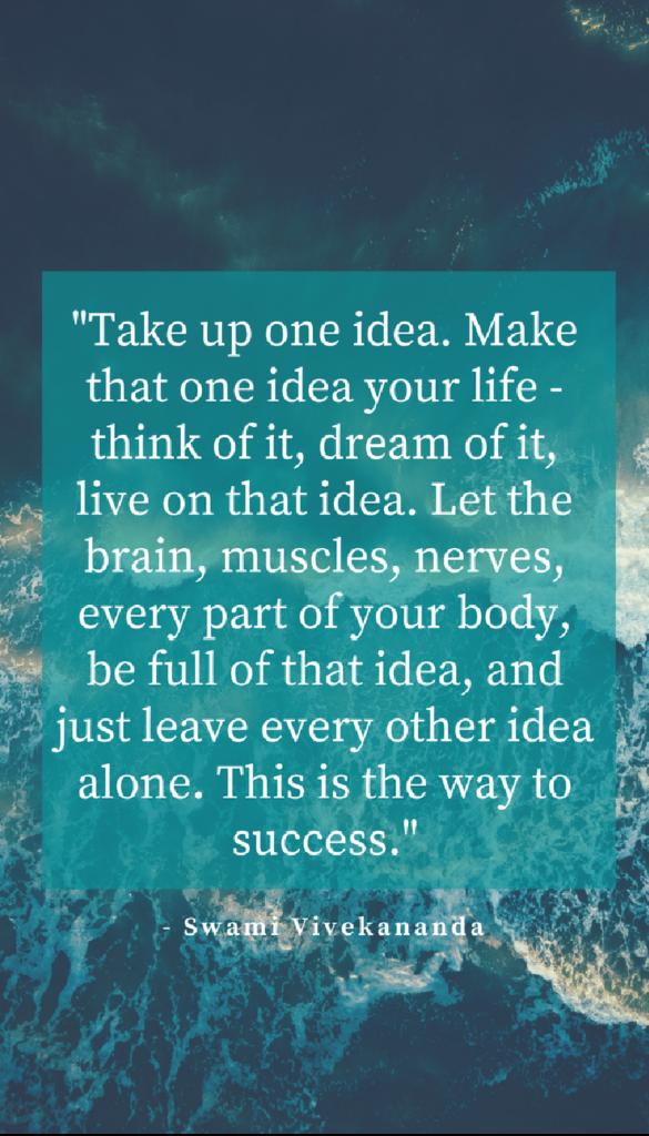 Swami Vivekananda positive life quotes