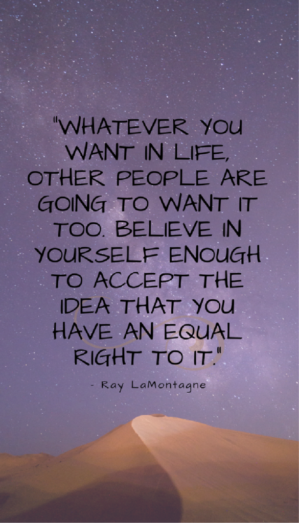 Ray LaMontagne positive life quote images